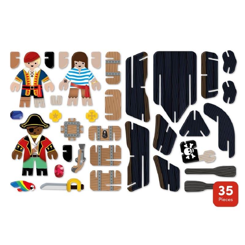 ile-aux-pirates-playpress-jouet-ecologique-a-assembler