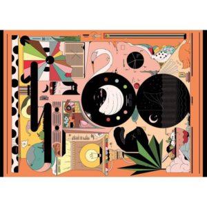 puzzle-1000-pièces-cloudberries-doodle