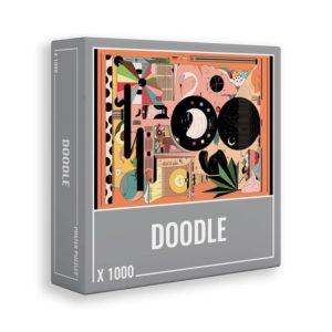 puzzle-1000-pièces-cloudberries-doodle-jouer-en-famille