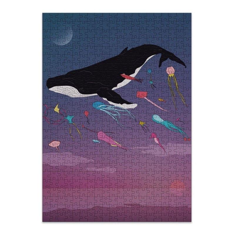 puzzle-500-pièces-cloudberries-whale