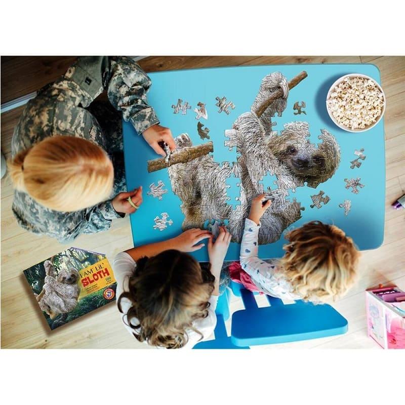 puzzle-paresseux-100-pieces-i-am-jo